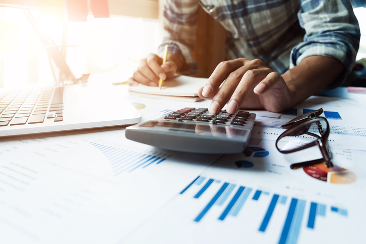 Business administrators may have simple accounting responsibilities