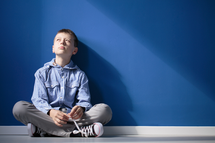 Disorders like autism may cause frustration for children, which can manifest as aggression