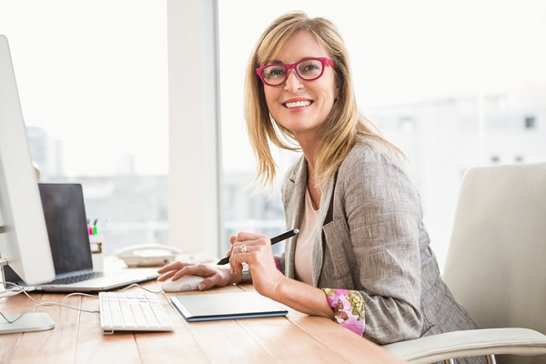 become an office administrator