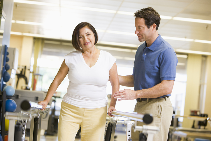 Physiotherapy can help patients suffering from neurological disorders improve their balance