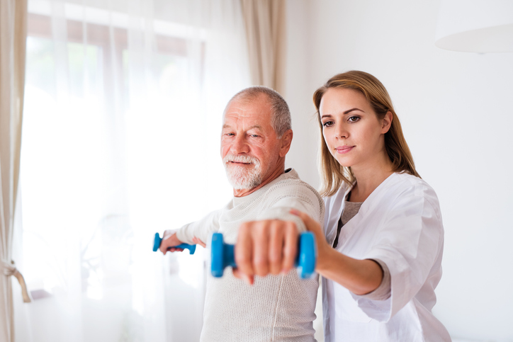physiotherapy assistant training