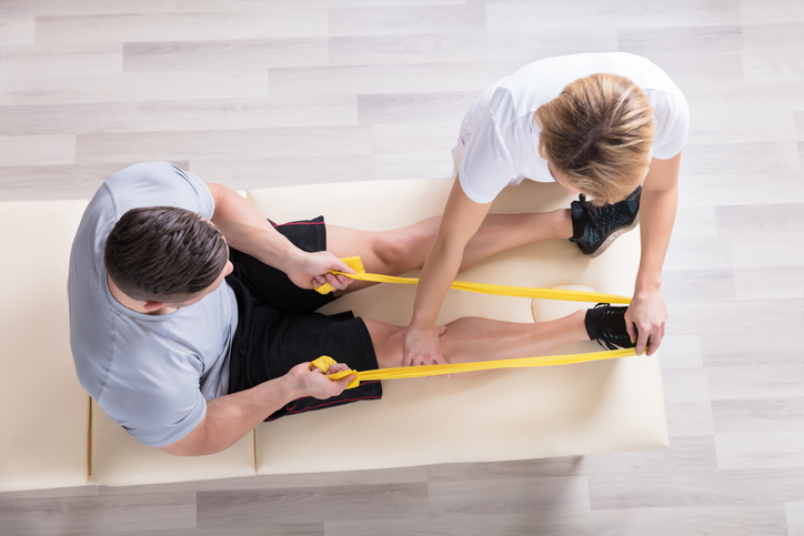 Physiotherapy can help those with peripheral neuropathy regain strength