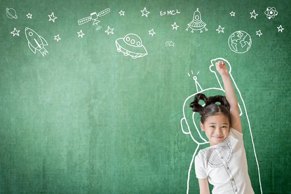 Educational assistants' creativity will spark confidence in their students